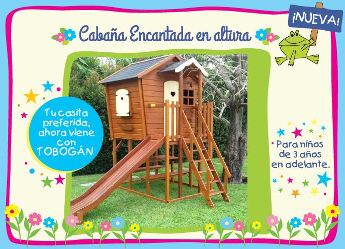 Cabriolas Fabrica De Juegos Infantiles De Madera